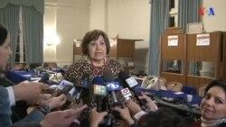Embajadora de EE.UU. ante la OEA pide firmeza ante situación en Venezuela