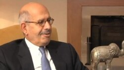 巴拉迪呼籲穆爾西廢除近乎絕對權力