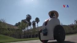Robot học kỹ năng giao tiếp xã hội