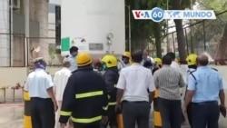 Manchetes mundo 21 Abril: Índia: 22 pacientes morreram no Hospital Zakir Hussain em Nashik, após falha de oxigénio