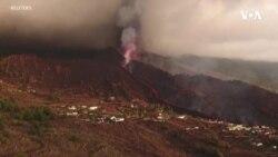 Kumbre-Vieja vulkanı minlərlə insanı evlərini tərk etməyə məcbur edib