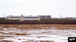 نیونیکسا کے چھوٹے قصبے میں قائم روسی فوجی اڈا (فائل)
