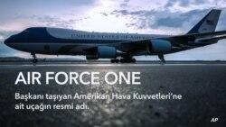 ABD Başkanlarının Uçağı Air Force One