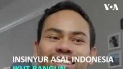 Marko Djuliarso: Insinyur Asal Indonesia Ikut Bangun Roket NASA