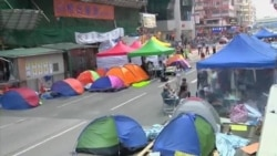 HONG KONG PROTESTS CNPK