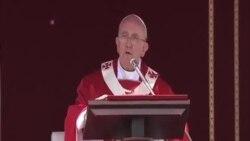 教宗即興訓誡,開啟聖週