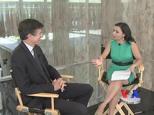 O'zbekiston-Amerika: Davlat kotibi muovini Robert Bleyk bilan suhbat/Interview with Assistant Secretary Robert Blake/VOA Uzbek