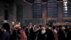 ნიუ იორკის ანდამატი: რკინიგზის სადგური იუბილარია