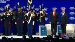"""Трамп у Давосі: як від політики """"Америка понад усе"""" врешті виграє весь світ. Відео"""