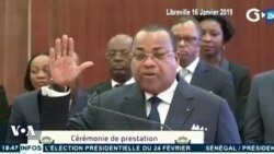 Remaniement du gouvernement au Gabon