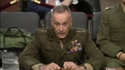 General Dunford on Intelligence Sharing With the Russians