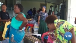 Malawi Activist Raises Funds for Cyclone Flood Victims