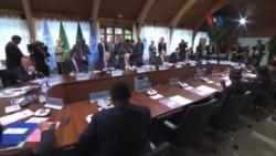 Economía y crisis Griega domina Cumbre del G7