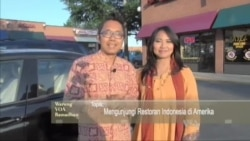 Mengunjungi Restoran Indonesia di Amerika (1)