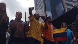 """""""Resistencia"""": Daniel Asacanio, líder estudiantil de Venezuela"""