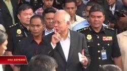 Malaysia lục soát tư gia cựu Thủ tướng, tịch thu hàng chục triệu đôla