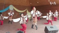 У Вашингтоні пройшов традиційний український фестиваль. Відео
