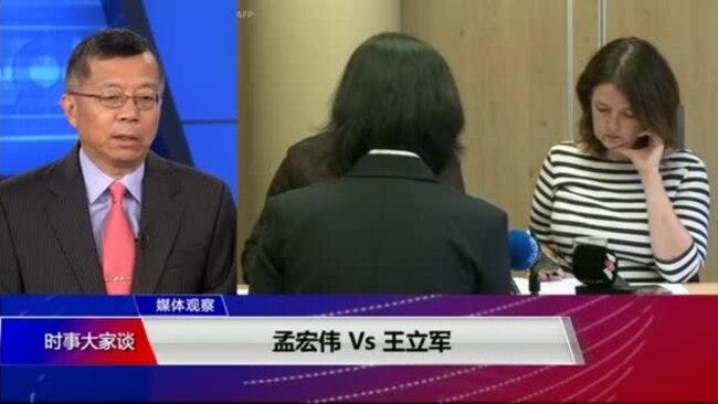 媒体观察(海涛):孟宏伟VS王立军