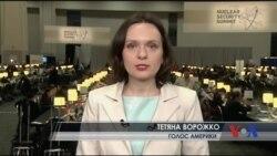 Порошенко готовий ділитись досвідом охорони ядерних об'єктів у ході АТО. Відео