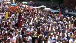 Continúa la polarización política en Venezuela