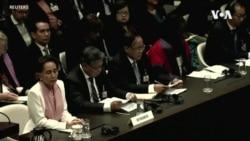 昂山素姬為緬甸種族滅絕指控辯護