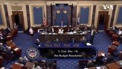 美國參議院通過3.5萬億美元預算案
