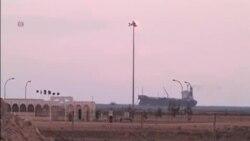 美國海軍截獲利比亞反政府油輪