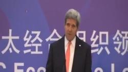 日中兩國外長北京會晤努力緩解緊張關係