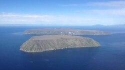 Како се живее на американскиот остров Мал Диомид кој се граничи со Русија?