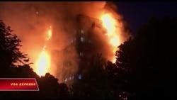 Tử vong trong hỏa hoạn London tiếp tục tăng