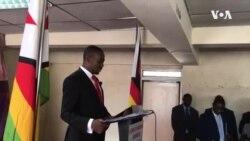 Chamisa Speaking on Zimbabwe Social, Economic Situaiton