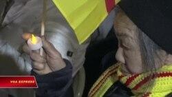 Đêm thắp nến vì Việt Nam và hòa thượng Thích Quảng Độ