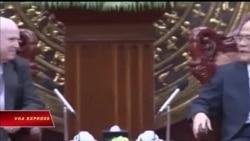 Truyền hình VOA 29/8/18: Lãnh đạo VN chia buồn với gia đình TNS John McCain