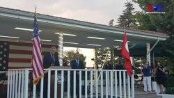 'ABD ve Türkiye Menbiç Konusunda Çok Yakın Çalışıyor'