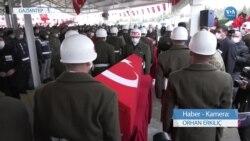 Hayatını Kaybeden Askerler Gaziantep'te Toprağa Verildi