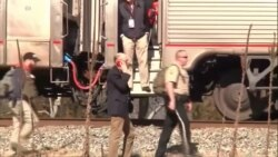 Video from Scene of GOP Train Accident
