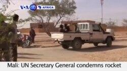 VOA60 Afirka: An Harin a Mali, Maris 9, 2015
