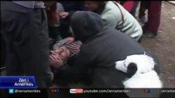 Tiranë: Sërish dhunë dhe arrestime tek protesta e mjedisorëve