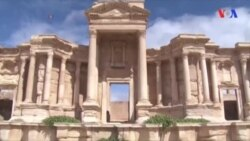 Palmira - Dinlər və mədəniyyətlərin kəsişdiyi yer