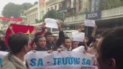 HRW: Việt Nam leo thang đàn áp nhân quyền