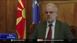 Intervistë me Kryetarin e Parlamentit të Maqedonisë, Talat Xhaferi