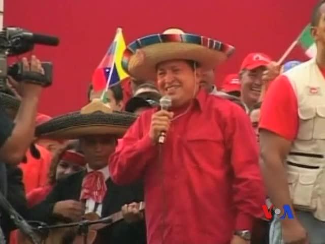 Sức khỏe TT Chavez đưa Venezuela tới một tương lai bất trắc