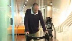 Parkinsonova bolest: hodati uz pomoć lasera