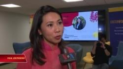 Nữ dân biểu tân cử gốc Việt chúc Tết cộng đồng