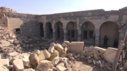 Iraqi Forces Capture Ancient Holy Site in Mosul