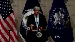 Kerry Insists Common Ground Possible in Syria Talks