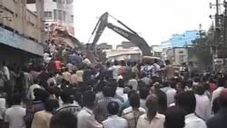 印度一酒店倒塌 至少6人喪生