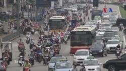 World Bank giúp cải thiện giao thông Hà Nội