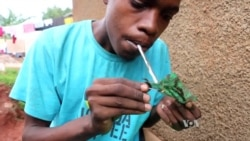 Ugandans Try to Tackle Growing Drug Problem