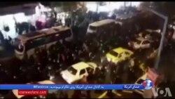 مقامات ایران تعداد کشتههای اعتراضات اخیر را رسما ۲۵ نفر اعلام کردند